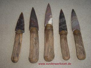Steinzeit Dolch Messer